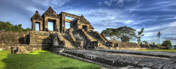 lokasi menarik di Yogyakarta, Indonesia